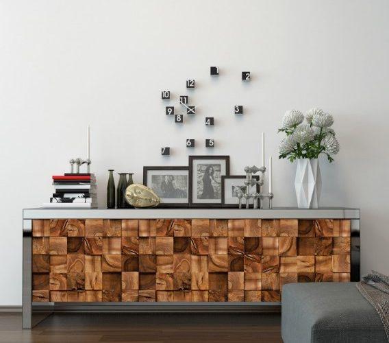 Raznolike dekorativne zidne naljepnice dostupne online