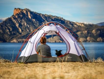 Šator; kamping oprema bez koje ne možemo