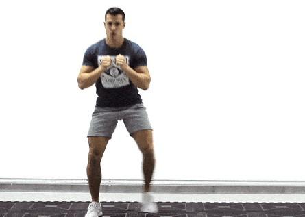 Učvrstite mišiće na nogama kod kuće