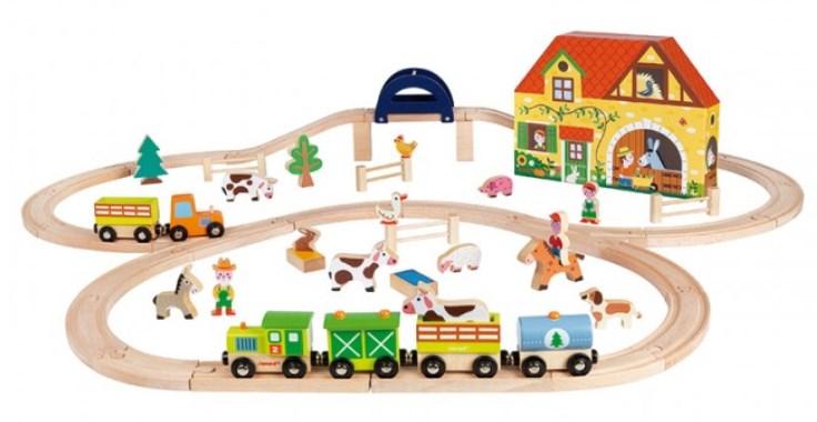 Drvene igračke za djecu