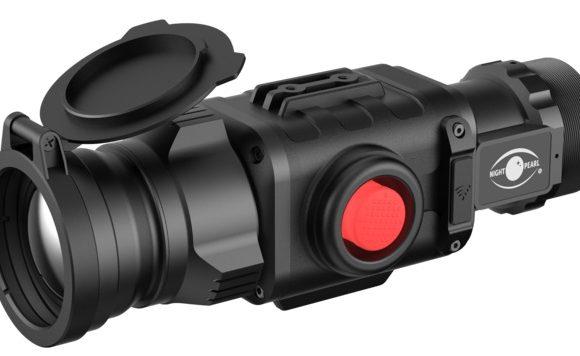 Termovizijski ciljnik je termalni clip-on uređaj