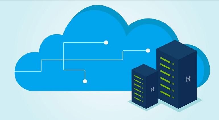 Cloud hosting internetskih stranica